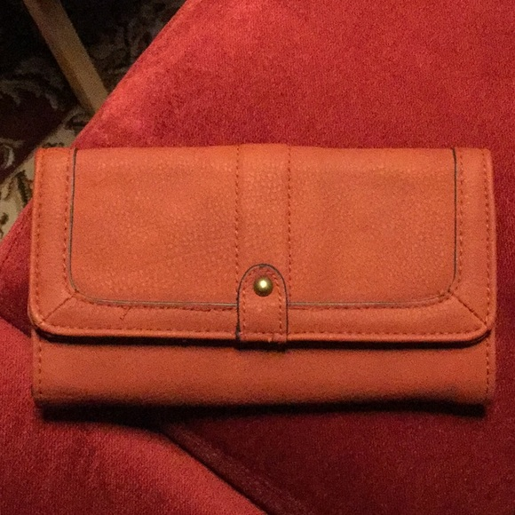 Target Handbags - From target Women's trifold wallet.